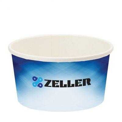 Prka 8oz Snack/Ice Cream Paper Cup