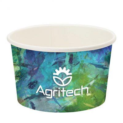 Prka Prka 12oz Snack/Ice Cream Paper Cup