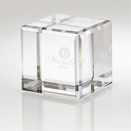 Quadrado Small Crystal Block