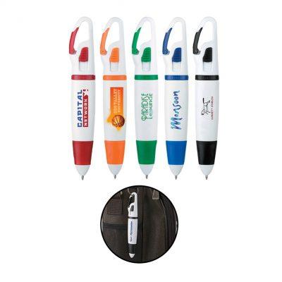 Snap pen Ballpoint Pen