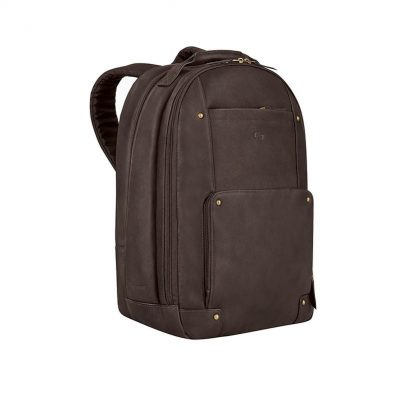 Solo Reade Leather Backpack