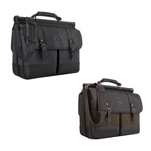 Solo Thompson Briefcase