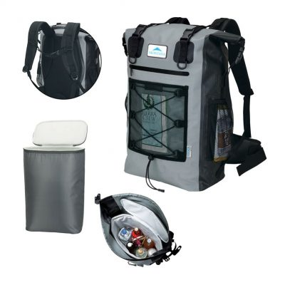 iCOOL Xtreme Waterproof Cooler Backpack