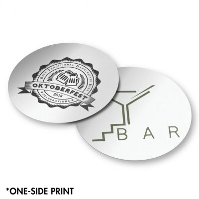 "PaperSplash 3 7/8"" Round Coaster"