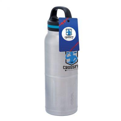 iCOOL Great Odin 40 oz. Stainless Steel Vacuum Water Bottle & Hangtag