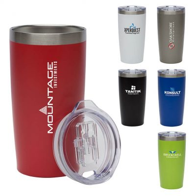 Stormy 20 oz. Double Wall Stainless Steel Tumbler