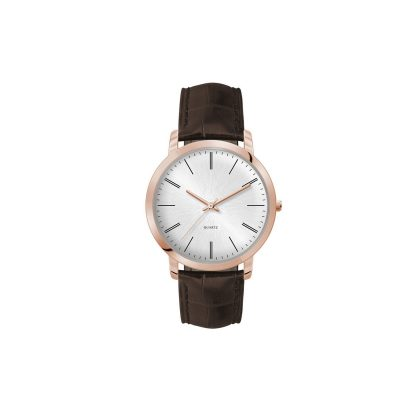Men's 40mm Metal Case Men's 40mm Metal Case with 3-Hand movement