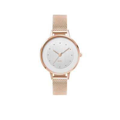 Ladies Rose Gold Watch Ladies 34mm Rose Gold Watch