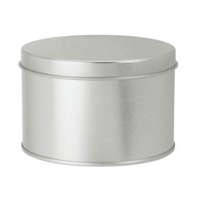 WCP5- Silver Collectors Tin Silver Collectors Tin