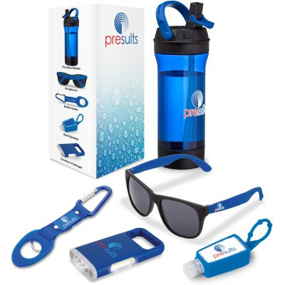Energy 5-Piece Fitness Gift Set