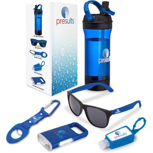 Energy 5-Piece Fitness Gift Set