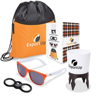 Orchard 4-Piece Picnic Gift Set