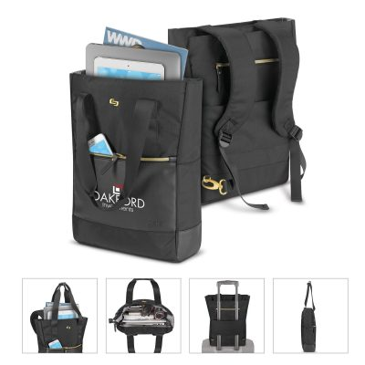 Solo Parker Hybrid Backpack Tote