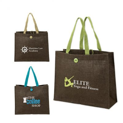 Melbourne Natural Jute Tote