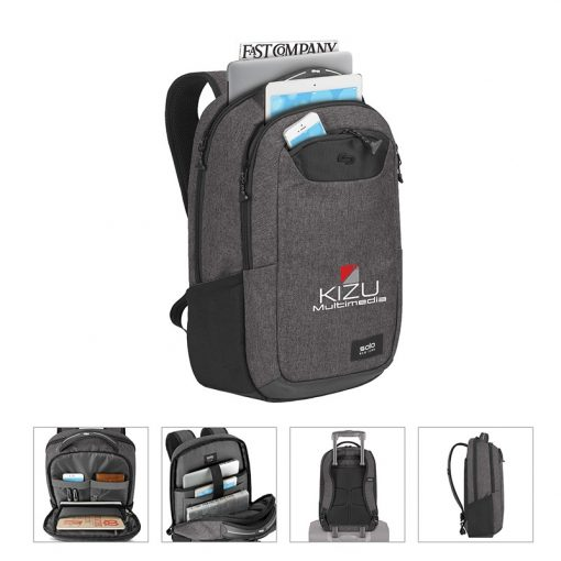 Solo Navigate Backpack w/ Laptop Compartment