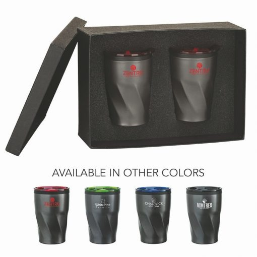 Kaf II Two-Piece Coffee Tumbler Gift Set
