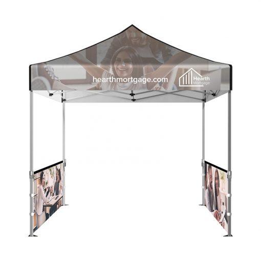 DisplaySplash 10' x 3' Double-Sided Tent Wall