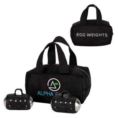 Egg Weights 3.0 lb. Cardio Max Weight Set