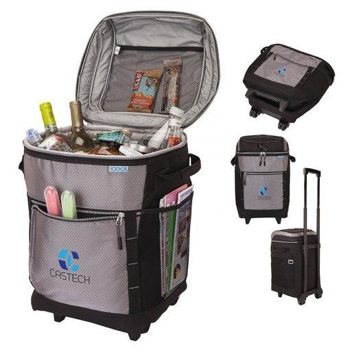 iCOOL Riviera Rolling Cooler Bag