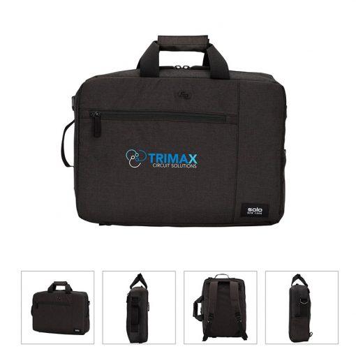 Solo Granite Hybrid Backpack