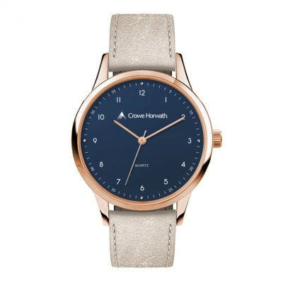 Wc1746 38mm Metal Rose Gold Case