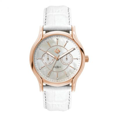 Wc1814 39mm Metal Rose Gold Case