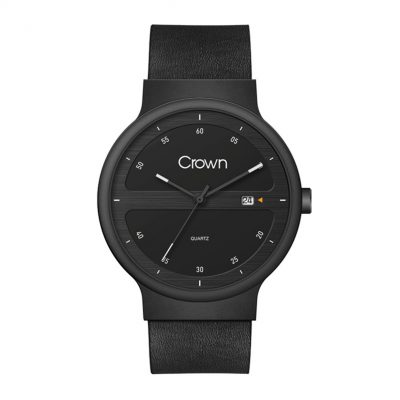 Wc1908 40mm Metal Black Case