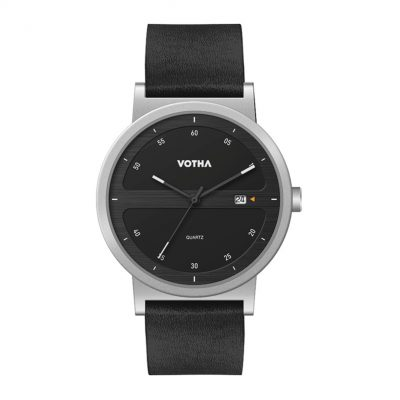 Wc2018 40mm Metal Matte Silver Case