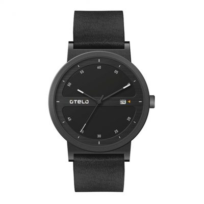 Wc2022 40mm Metal Black Case