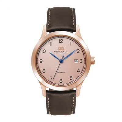 Wc2218 40mm Steel Rose Gold Case