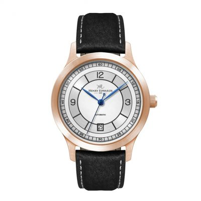 Wc2222 40mm Steel Rose Gold Case