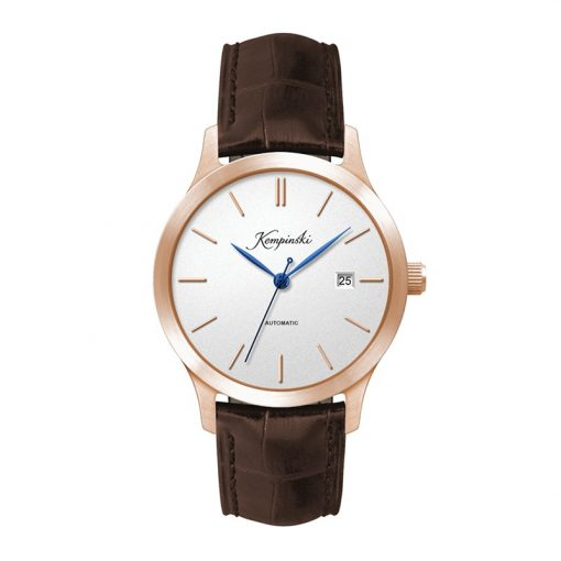 Wc2224 40mm Steel Rose Gold Case