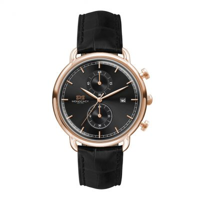 Wc3304 42mm Steel Rose Gold Case