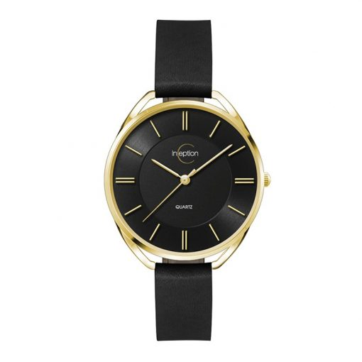 Wc3603 34mm Metal Gold Case