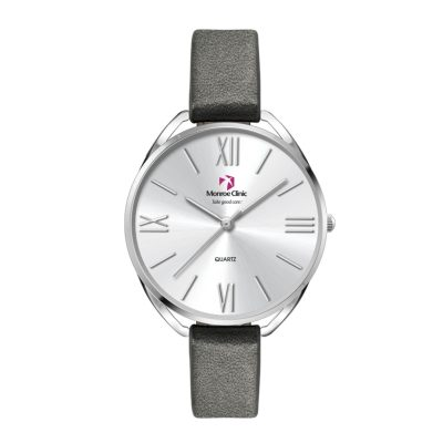 Wc3605 34mm Metal Silver Case