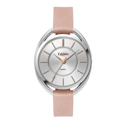 Wc3623 36mm Metal Oval Silver Case