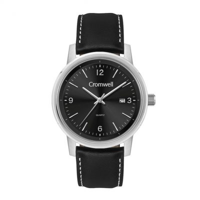 Wc3712 40mm Metal Matte Silver Case