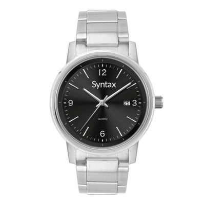 Wc3714 40mm Metal Matte Silver Case