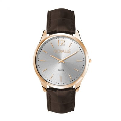 Wc4092 43mm Steel Rose Gold Case