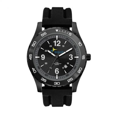 Wc4102 42mm Metal Black Case