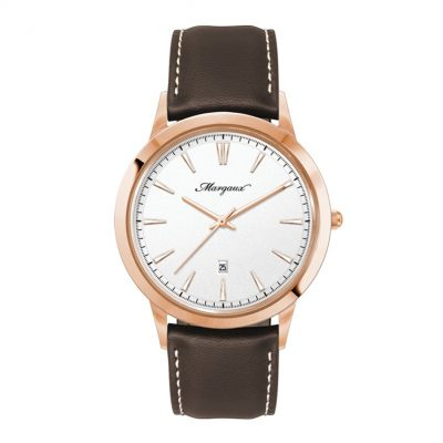 Wc4218 43mm Steel Rose Gold Case
