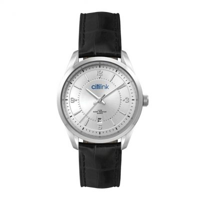 Wc5105 33mm Metal Silver Case
