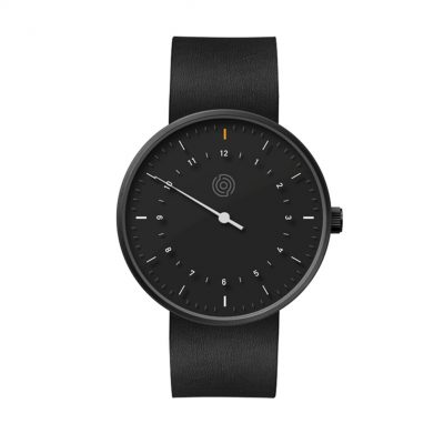 Wc6124 40mm Steel Black Case