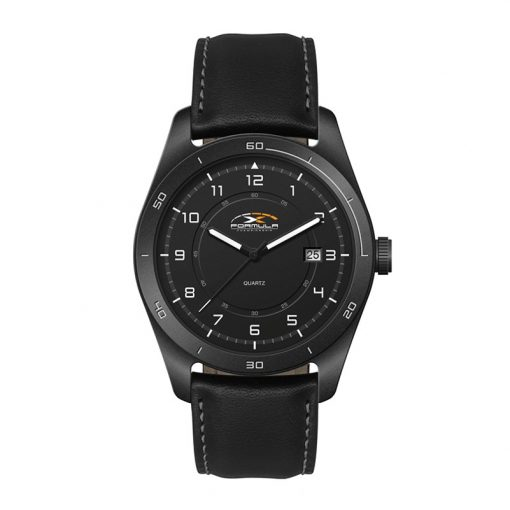Wc6612 42mm Steel Black Case