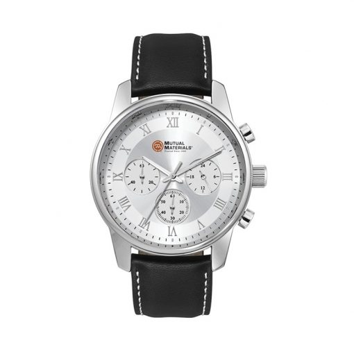 Wc8014 41mm Metal Silver Case