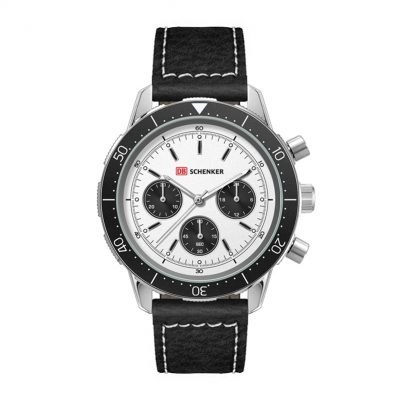 Wc8064 42mm Metal Silver Case