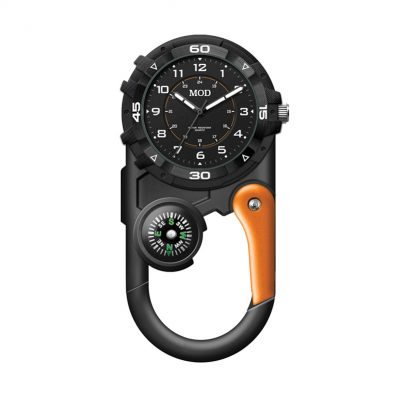 Wc8225 41mm Metal Black Pocket Watch