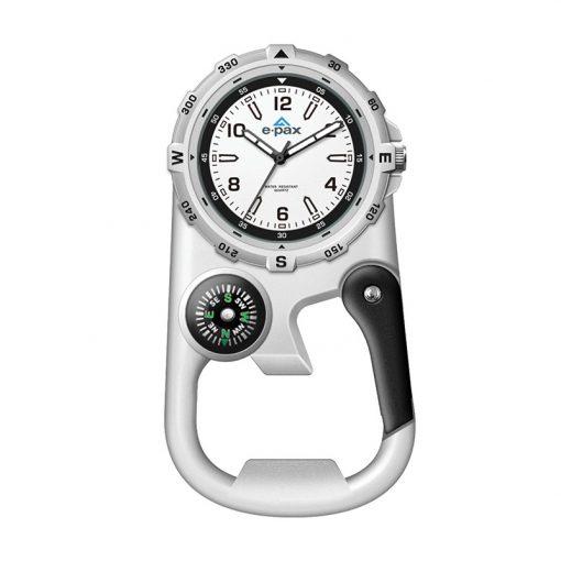 Wc8227 41mm Metal Matte Silver Pocket Watch