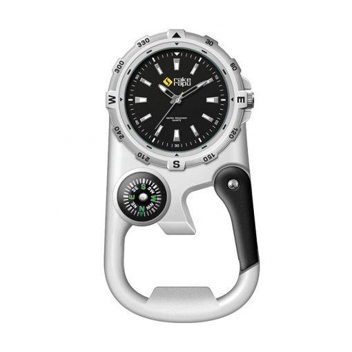 Wc8231 41mm Metal Matte Silver Pocket Watch