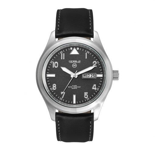 Wc8504 44mm Steel Matte Silver Case